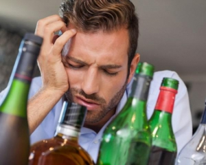 Пить стали сильно меньше